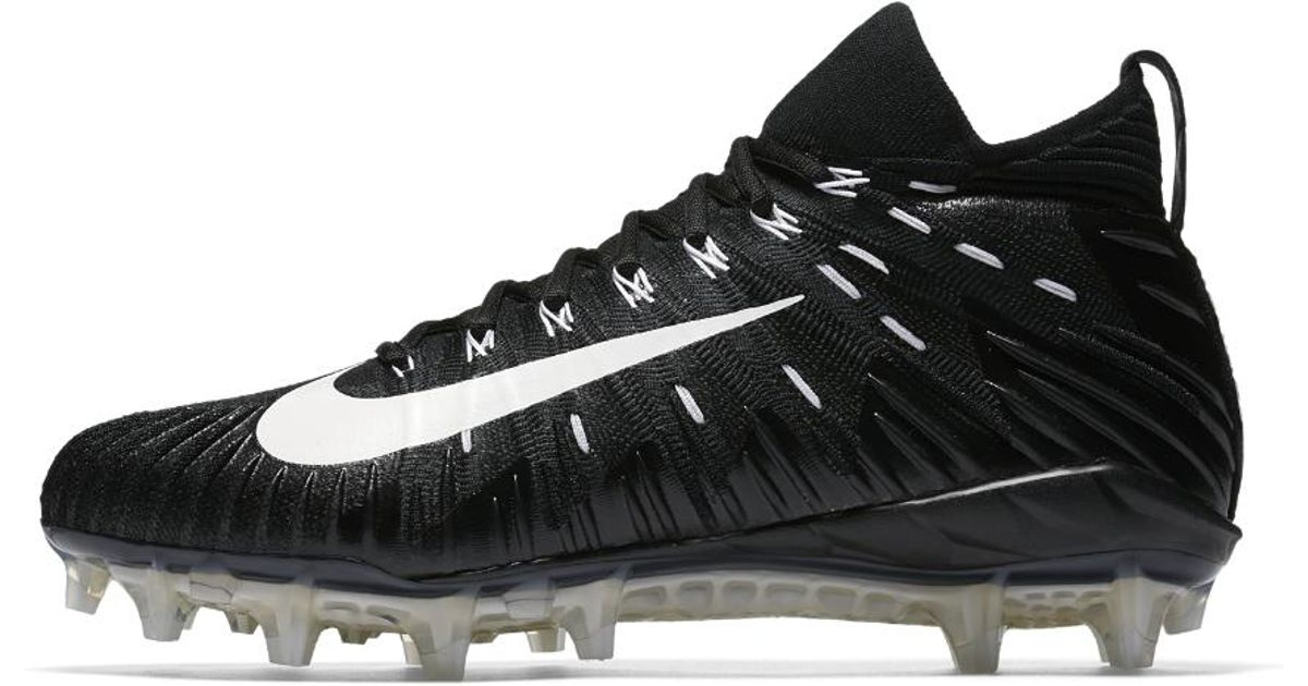de7aabbb4 Nike Alpha Menace Elite Men s Football Cleat in Black for Men - Lyst