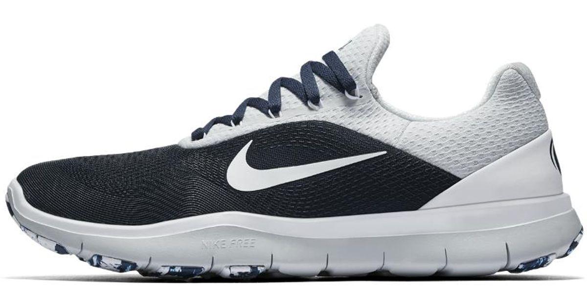 a7b5200d58 Nike Free Trainer V7 Week Zero (penn State) Men's Training Shoe in Blue for  Men - Lyst