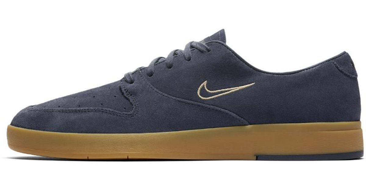 Nike SB Zoom Paul Rodriguez Ten Men's Skateboarding Shoes Blue xW3083E