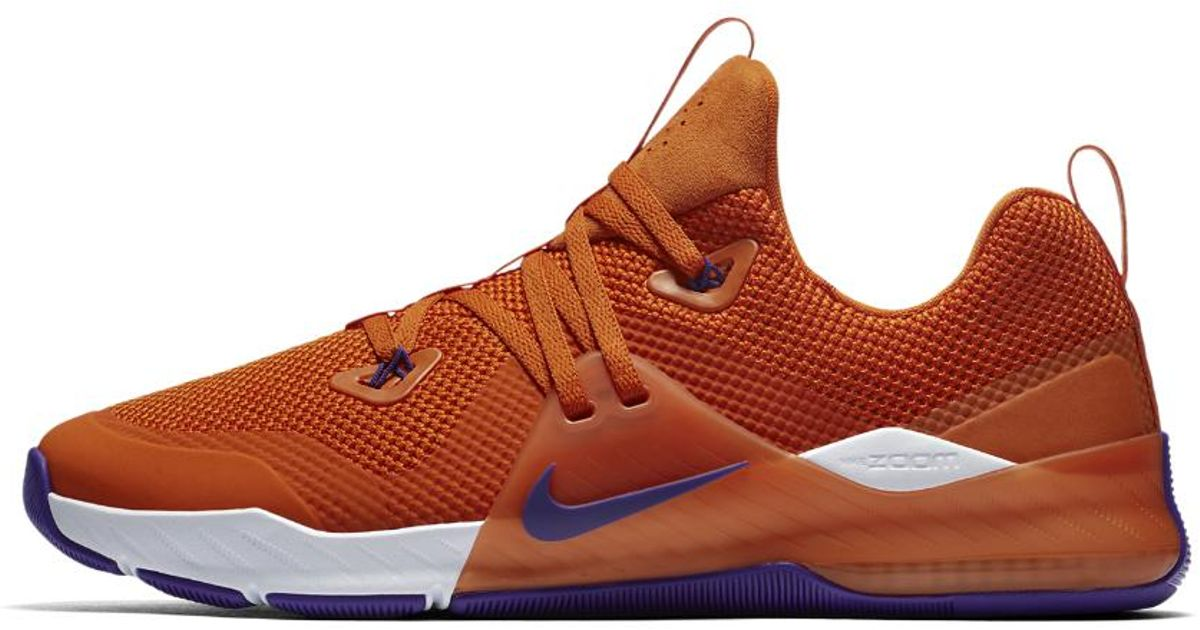 438642addaae Lyst - Nike Zoom Command College (clemson) Training Shoe in Brown for Men