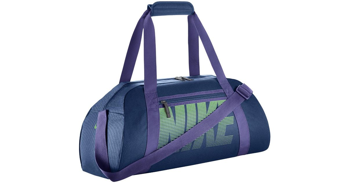 Lyst - Nike Gym Club Training Duffel Bag (blue) in Blue b8682b37c0a9c