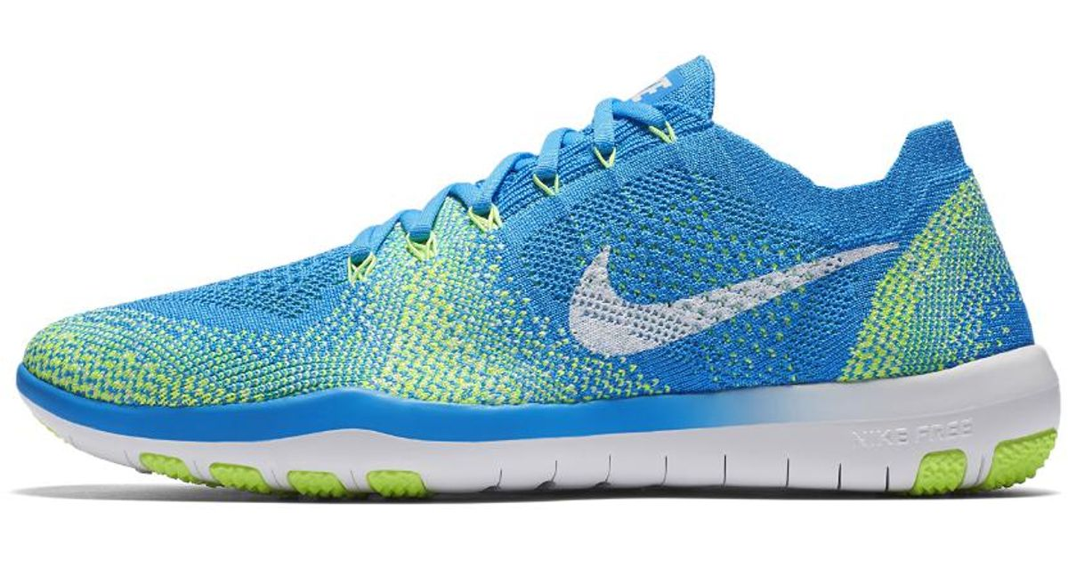 abeb45ee73c74 Women Nike Women´s Free Focus Flyknit 2 Training Shoes Cole Grey larger  image. All ...