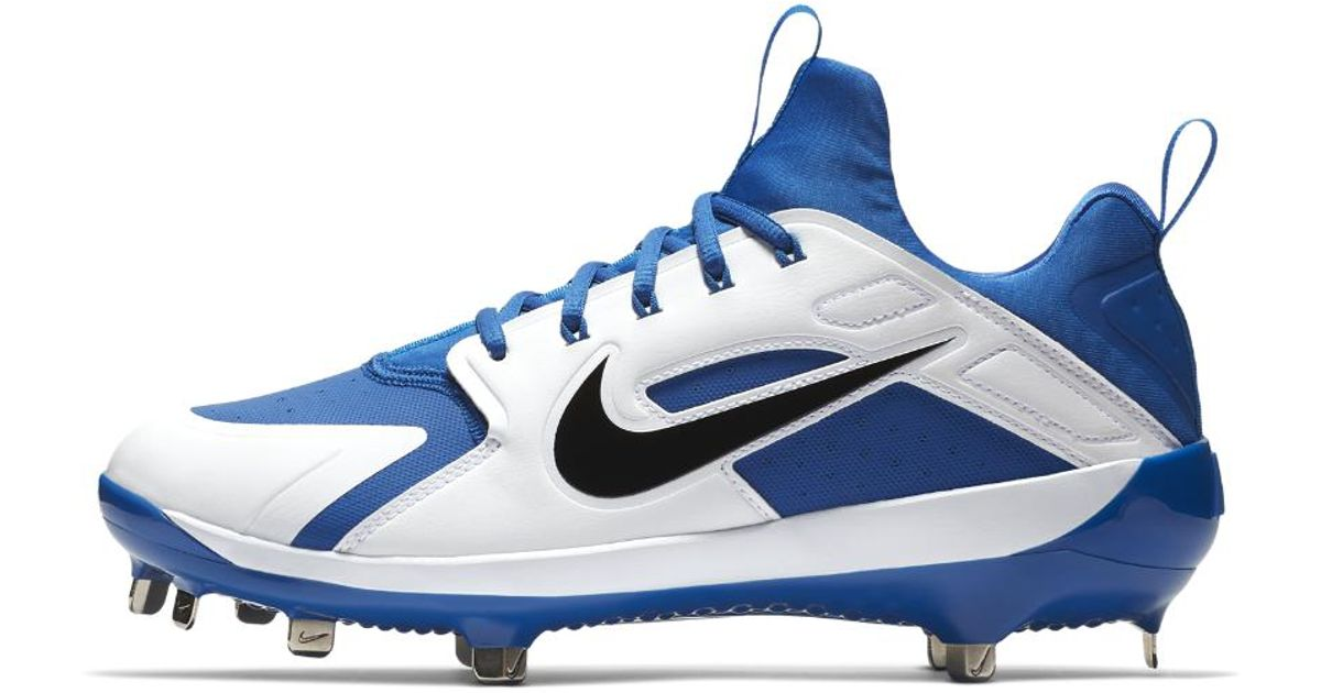 a8990fdcc621b ... sweden lyst nike alpha huarache elite low mens baseball cleats in blue  for men 892e3 d491d
