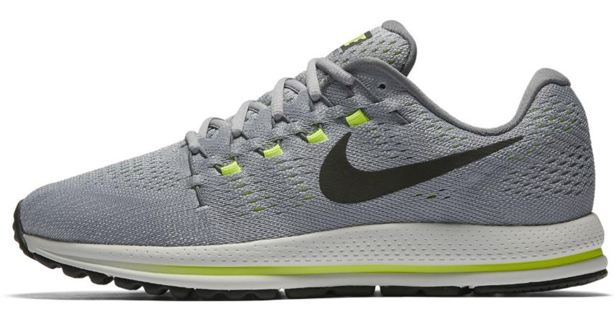 06bb4a2f18e414 Lyst - Nike Air Zoom Vomero 12 (wide) Men s Running Shoe in Gray for Men