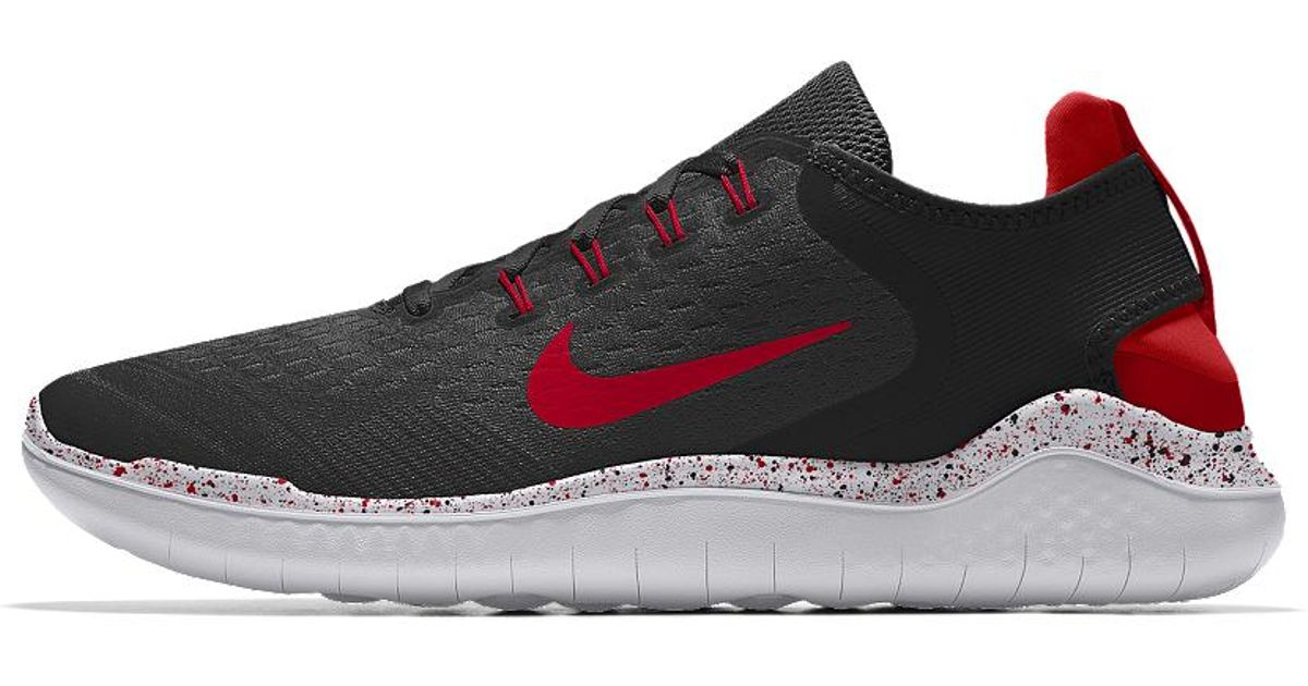 f5d335fb39d7a Lyst - Nike Free Rn 2018 Id Men s Running Shoe for Men