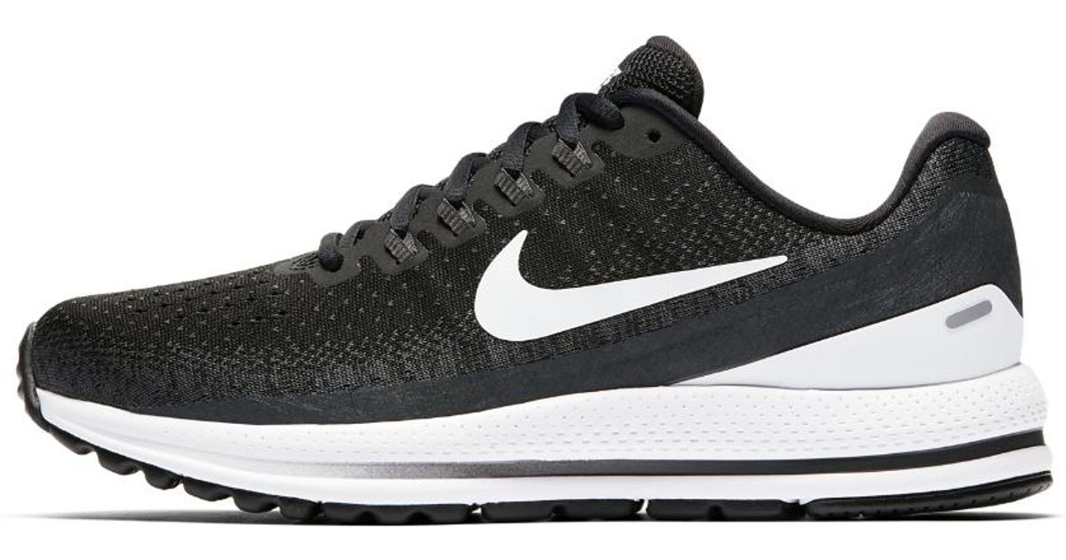 3ac31ca1e81c Lyst - Nike Air Zoom Vomero 13 Running Shoe in Black