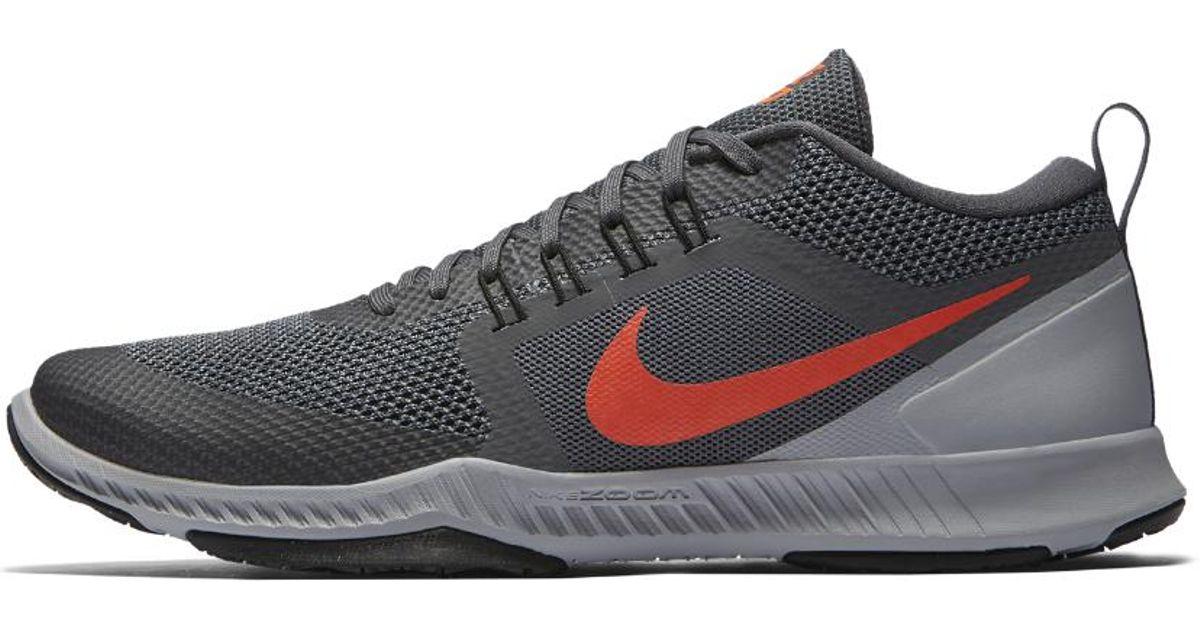 79fd96e9213e Lyst - Nike Zoom Domination Men s Training Shoe in Gray for Men