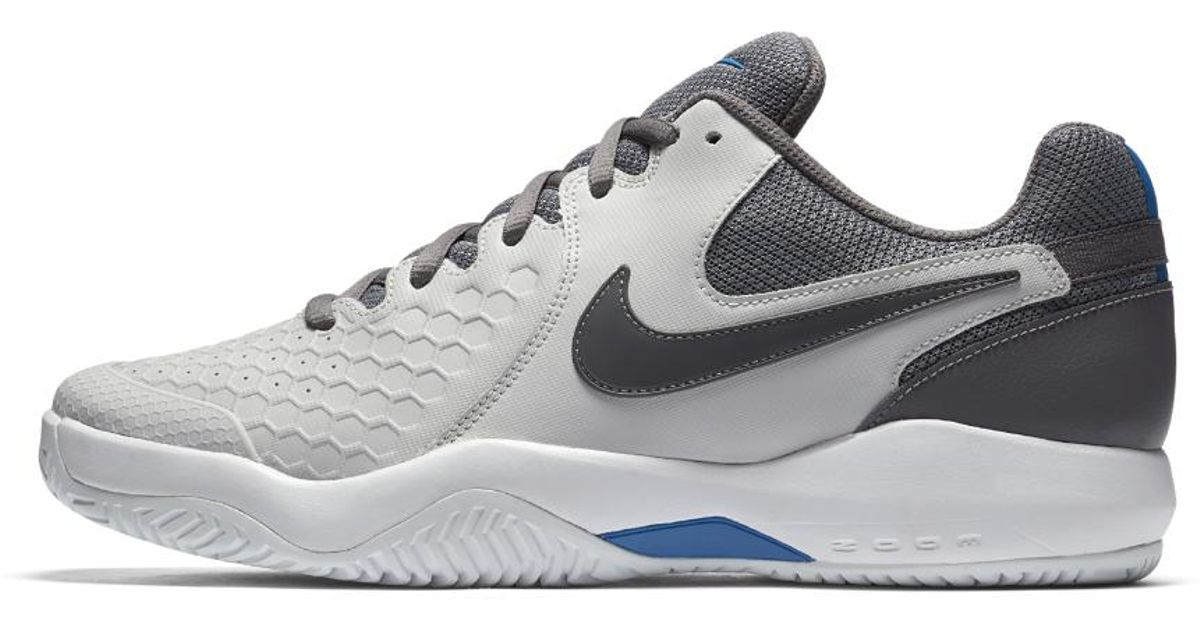 huge discount 48aff 44881 Lyst - Nike Court Air Zoom Resistance Hc Men s Tennis Shoe for Men