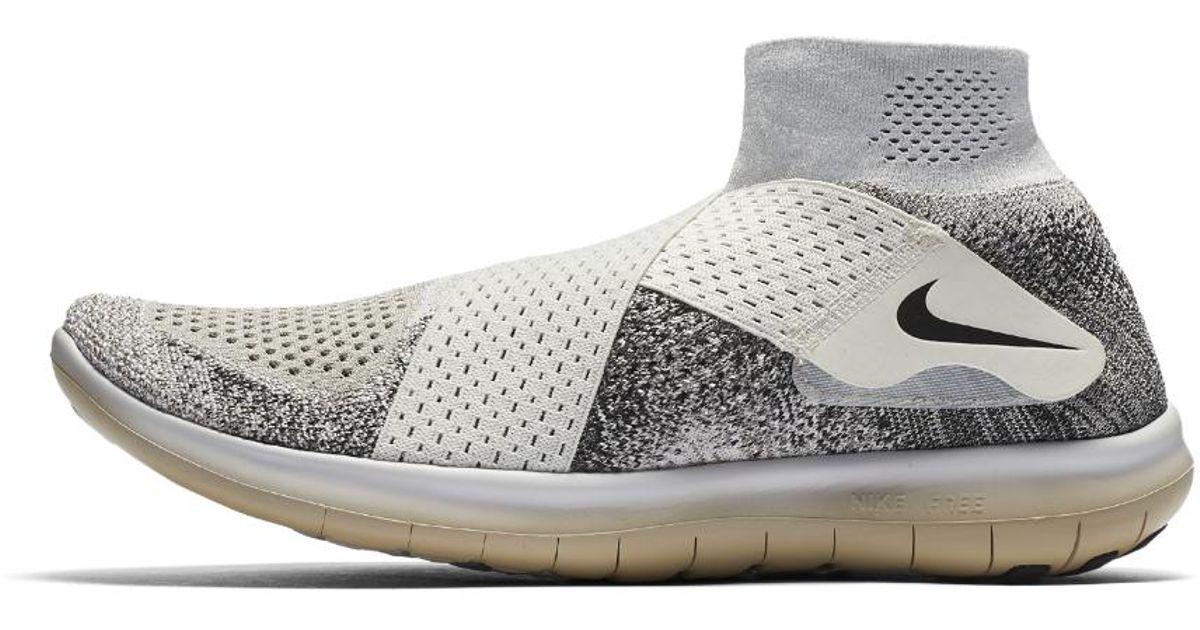 ac328b01e6f7 Lyst - Nike Free Rn Motion Flyknit 2017 Men s Running Shoe for Men
