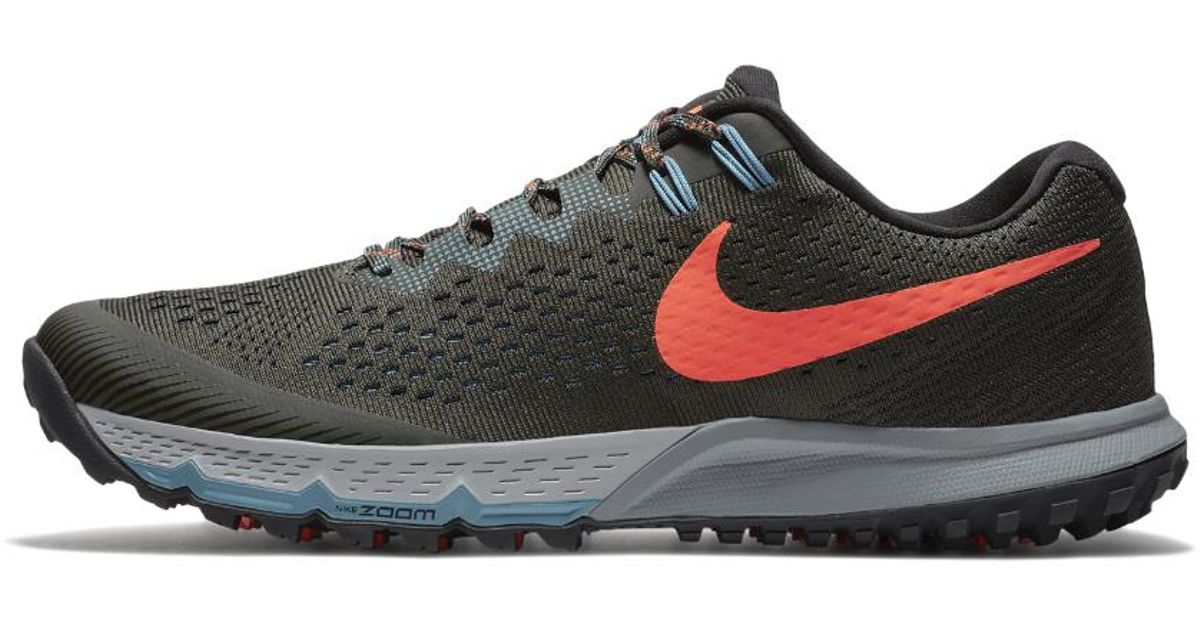 ba36f107805a Lyst - Nike Air Zoom Terra Kiger 4 Men s Running Shoe in Black for Men