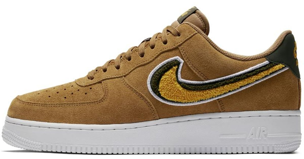 finest selection 92ae9 37c79 Nike Air Force 1 Low 07 Lv8 Men s Shoe in Brown for Men - Lyst