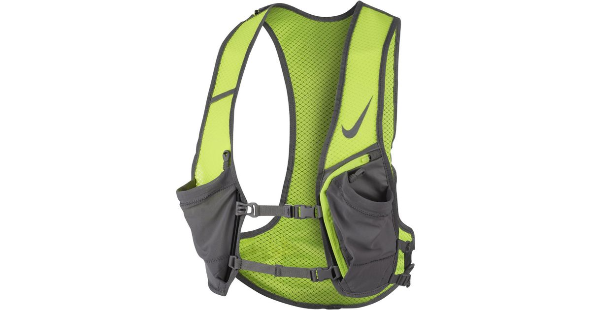 e953084ffd Nike Hydration Race Vest in Green for Men - Lyst