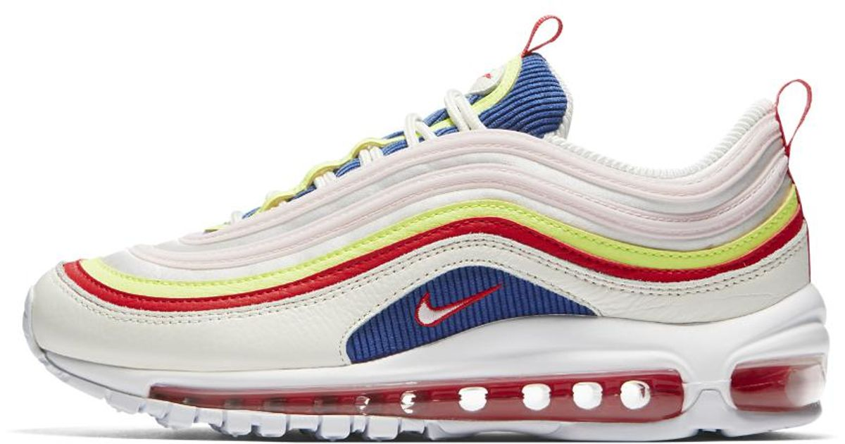 outlet store d20ad c663e ... wholesale lyst nike air max 97 se womens shoe db4f5 e4471