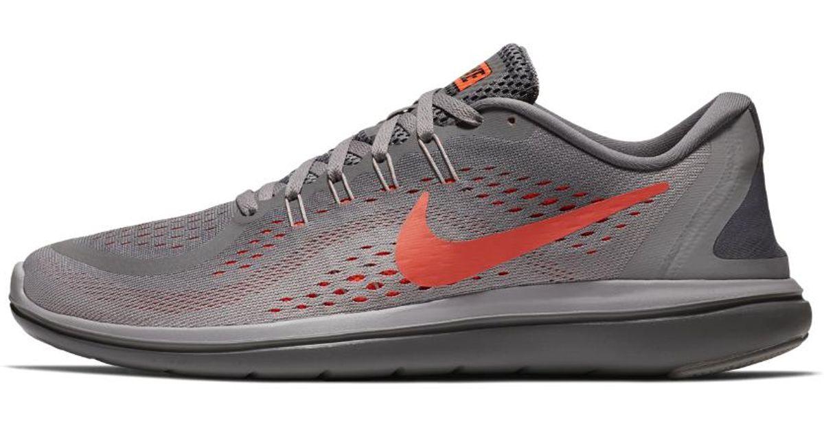 d3e312afc015 Lyst - Nike Flex 2017 Rn Men s Running Shoe in Gray for Men - Save 41%