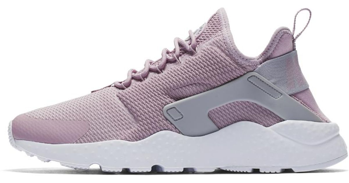 new arrival 0bf3d 9721e ... discount code for lyst nike air huarache ultra womens shoe in gray  6c865 ca324