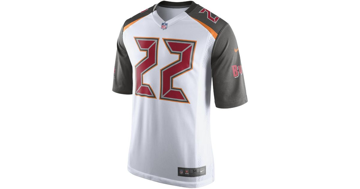 Lyst - Nike Nfl Tampa Bay Buccaneers (doug Martin) Men s Football Away Game  Jersey for Men 5c05b469c