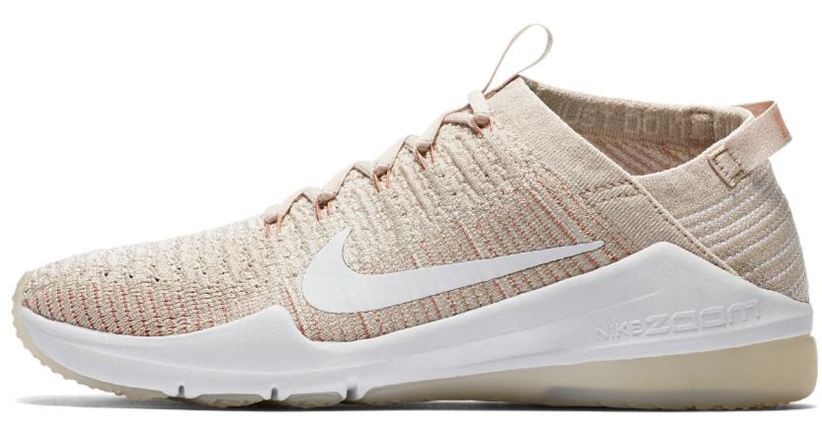 cheap for discount 3da8f 32574 Lyst - Nike Air Zoom Fearless Flyknit 2 Women s Training Shoe in Natural -  Save 51%