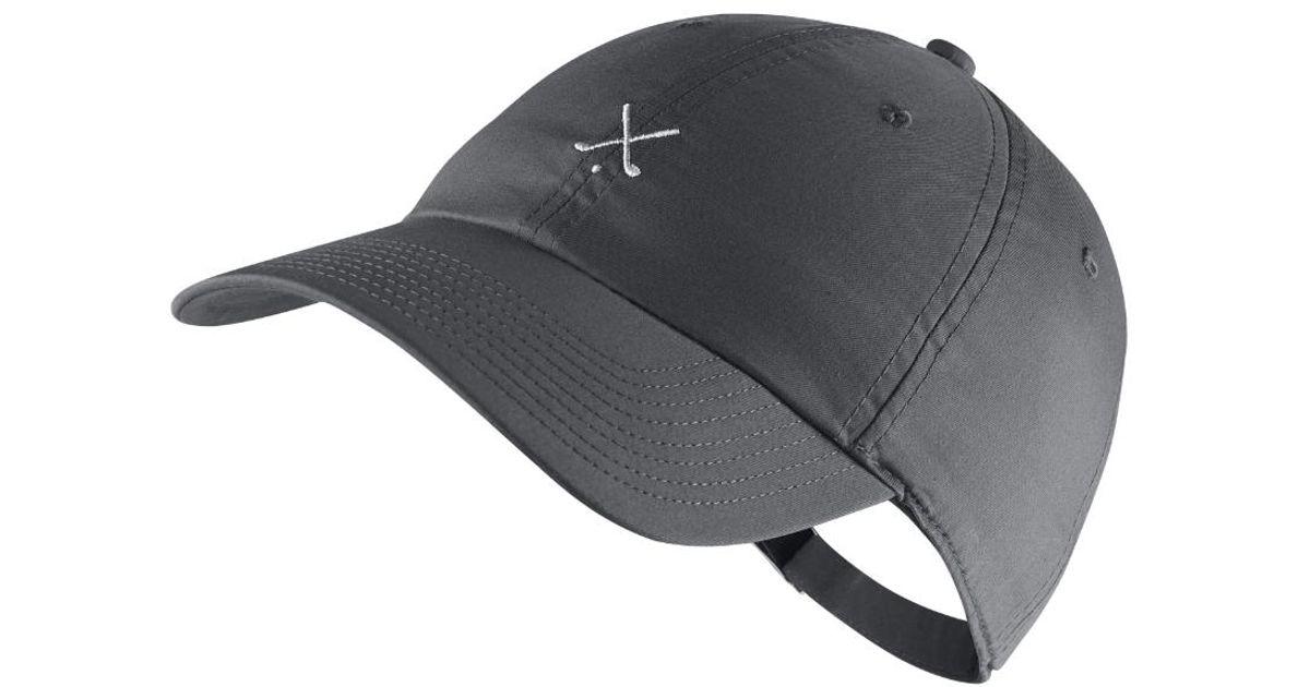 cc473d1bd16 Lyst - Nike Heritage 86 Adjustable Golf Hat (grey) in Gray for Men
