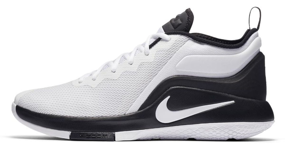 size 40 632d6 602f7 ... clearance lyst nike lebron witness ii mens basketball shoe in white for  men 2d012 c79f5