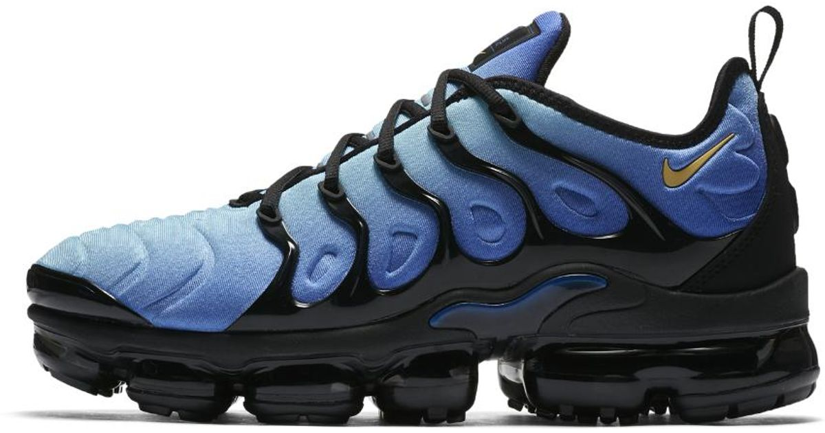 8ed5557cc05 Lyst - Nike Air Vapormax Plus Men s Shoe in Blue for Men