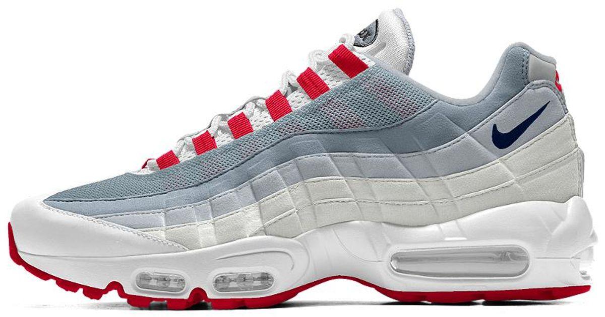 sports shoes 934e8 9a615 Nike Air Max 95 Id Women s Shoe - Lyst