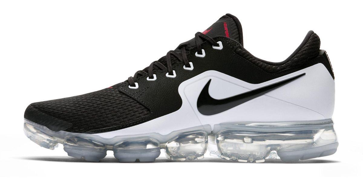 84cd152678f Nike Air Vapormax Running Shoe in Black for Men - Lyst
