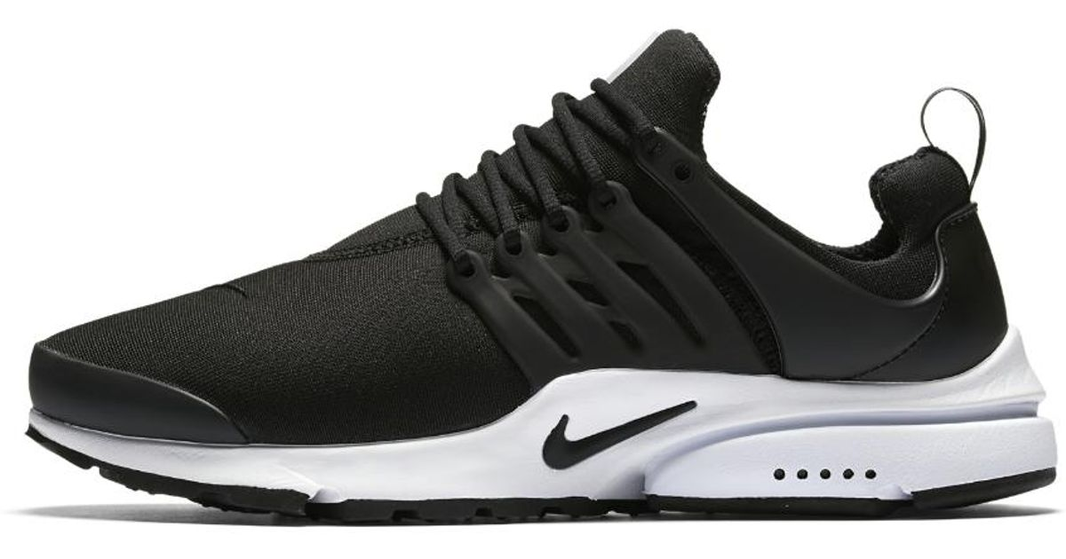 cf4f2e5b7570 Lyst - Nike Air Presto Essential Men s Shoe in Black for Men