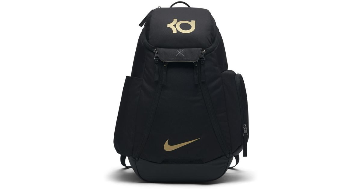 Lyst - Nike Kd Max Air Backpack (black) in Black for Men c23dc3d7b7d52