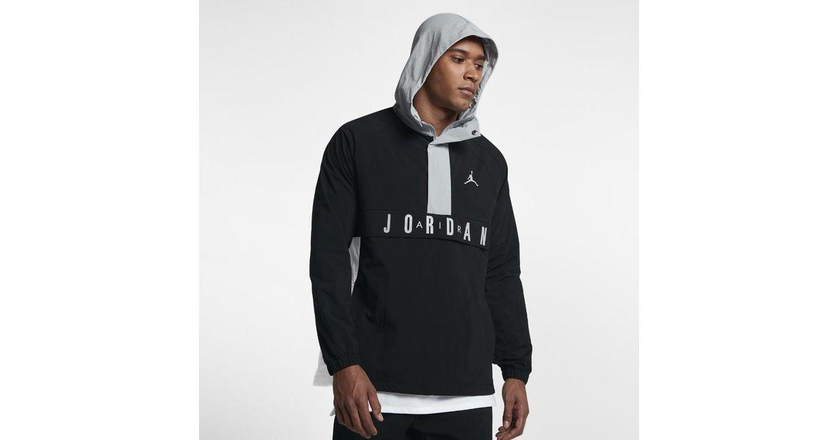 4049bf171422 Lyst - Nike Wings Anorak Men s Jacket