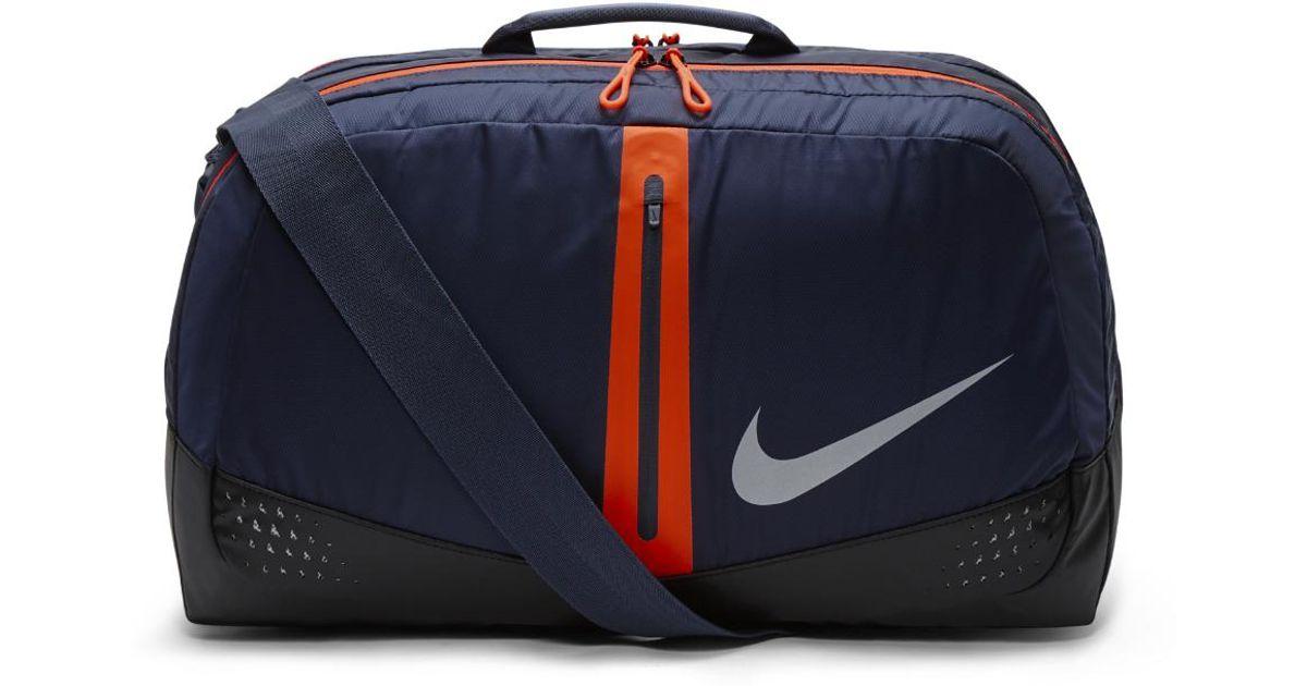 495399b6f96e Lyst - Nike Run Duffel Bag (blue) in Blue for Men