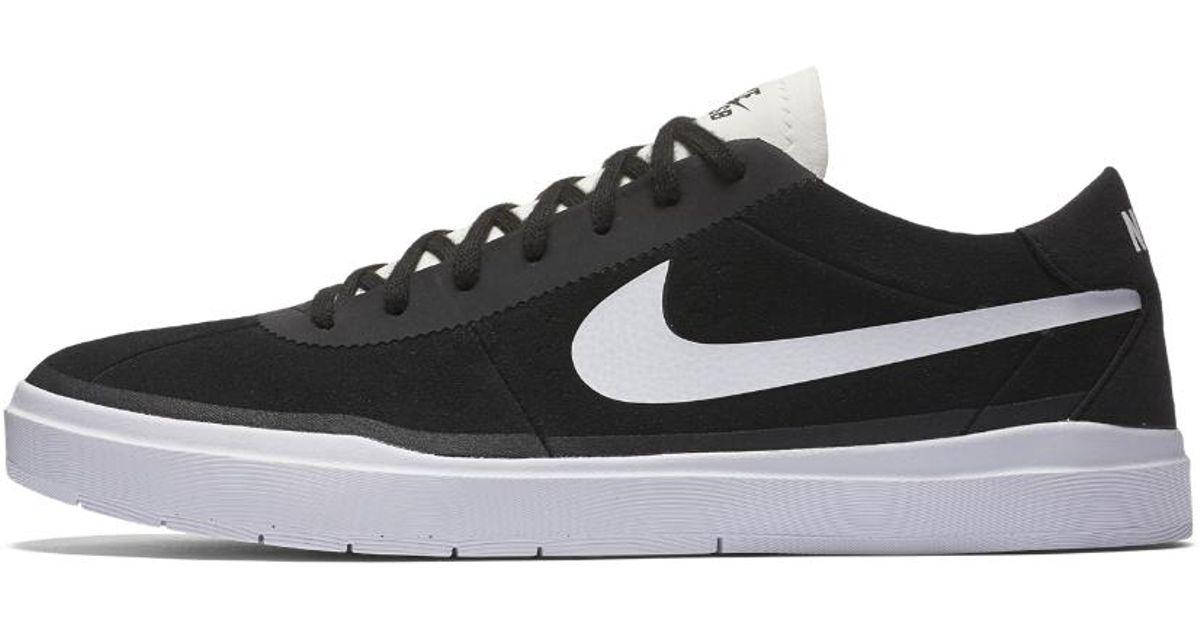 958cbd01b1e6d Lyst - Nike Sb Bruin Hyperfeel Men s Skateboarding Shoe in Black for Men