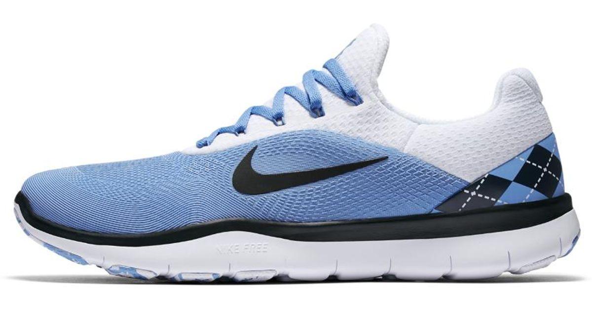 890c0de17b Nike Free Trainer V7 Week Zero (unc) Men's Training Shoe in Blue for Men -  Lyst