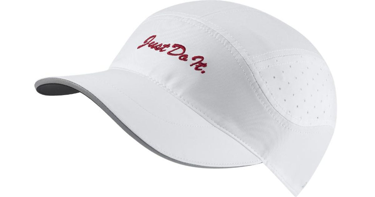 ... sale lyst nike aerobill aw84 adjustable hat white in white for men  83aa3 1b37f a0cdc34c480d