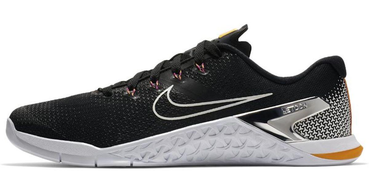 1ee6a44266aa7 Lyst - Nike Metcon 4 Men s Cross Training