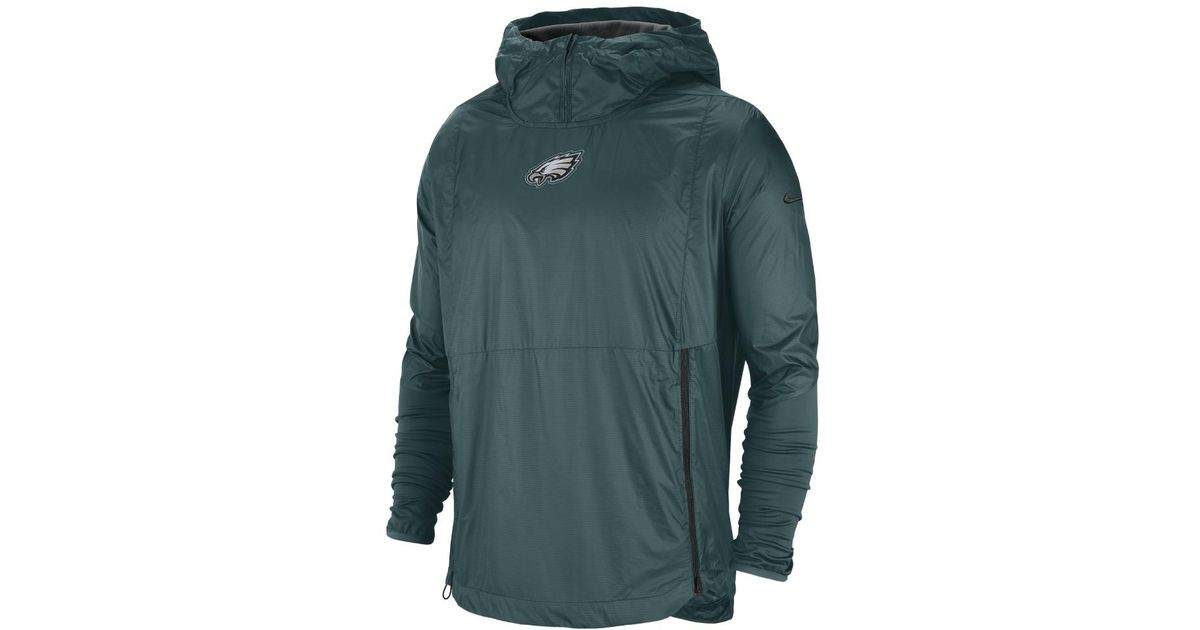 cheap for discount d1f10 fa146 Nike - Green Alpha Fly Rush (nfl Eagles) Men's Jacket for Men - Lyst