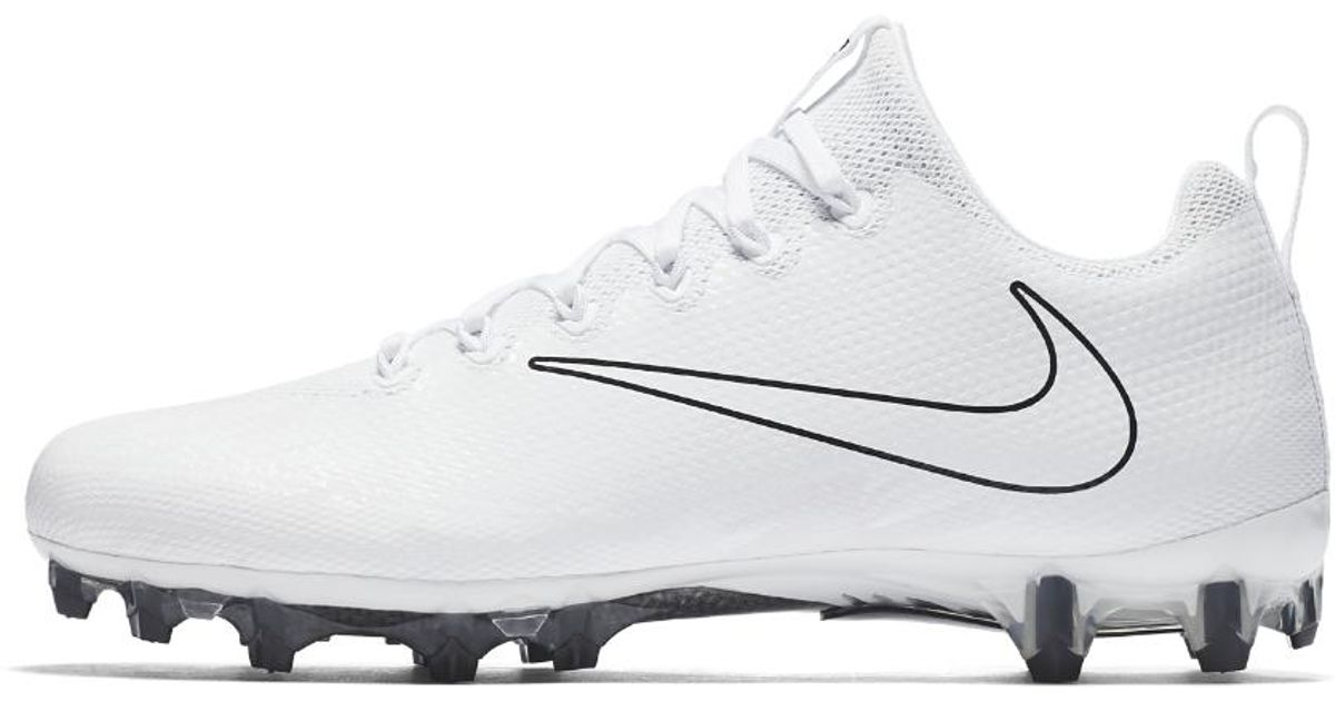 88951e1f30f00f Lyst - Nike Vapor Untouchable Pro Lax Lacrosse Cleat in White for Men