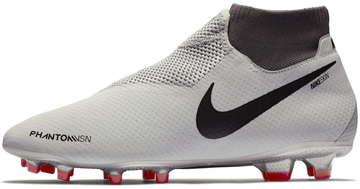 promo code 481b0 a6620 Nike Phantom Vision Pro Dynamic Fit Firm-ground Football Boot in Metallic -  Lyst
