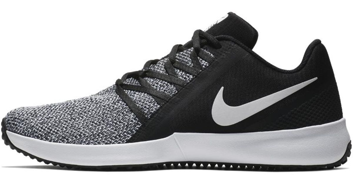 a2d5809a3ad Lyst - Nike Varsity Complete Trainer Men s Training Shoe in Black for Men