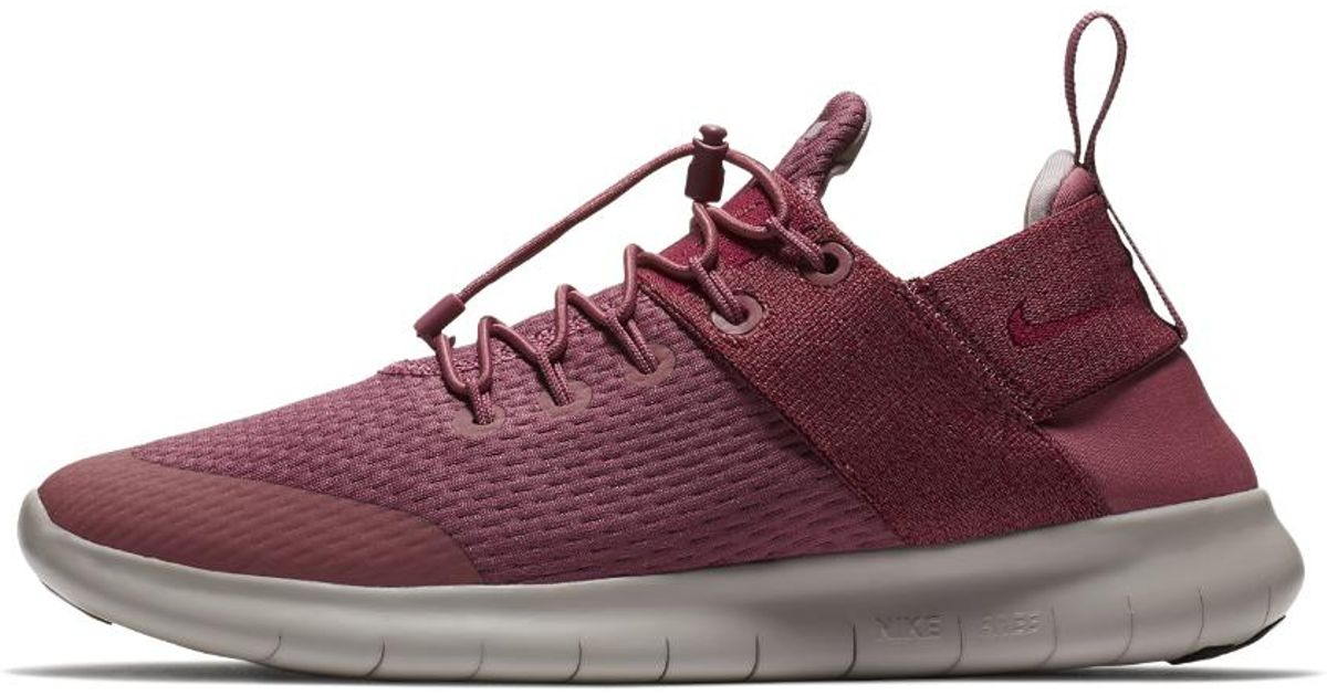 9e40014fce5d Lyst - Nike Free Rn Commuter 2017 Women s Running Shoe in Purple - Save 29%
