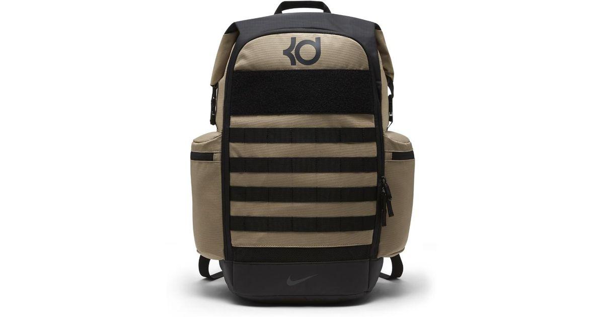ca6fd811e92a Nike Kd Trey 5 Backpack (khaki) - Lyst