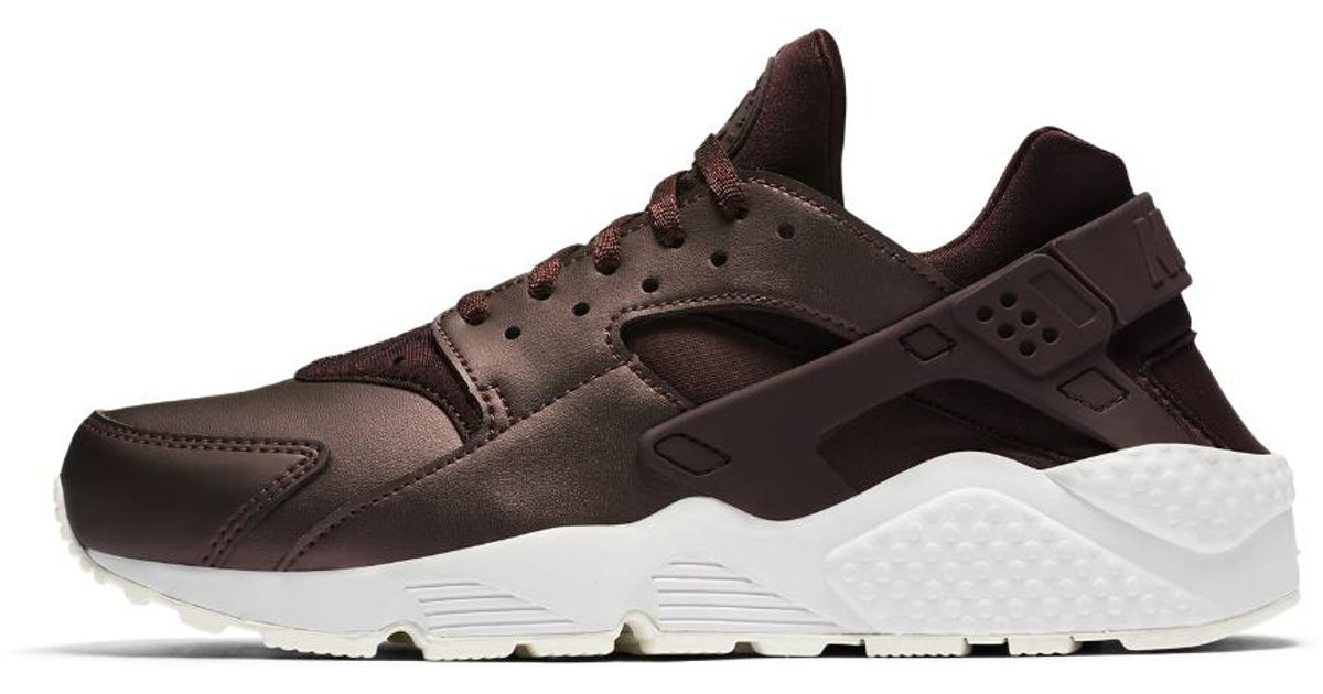 reputable site d6d04 4ef90 Lyst - Nike Air Huarache Premium Women s Shoe in Brown