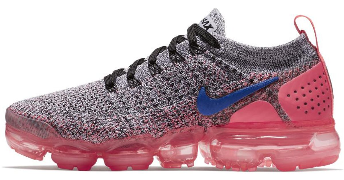 86f892efde96 Nike Air Vapormax Flyknit 2 Womens Running Shoe Black ✓ Shoes Style ...