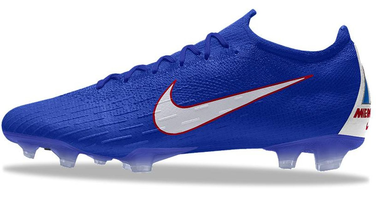 3412ef08fc9 ... new zealand lyst nike mercurial vapor 360 elite fg id firm ground  soccer cleats in blue ...