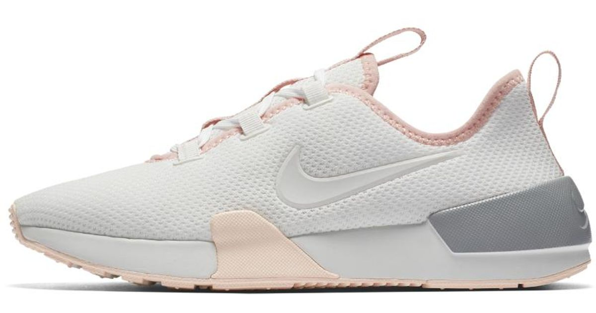 da0560863ac69 Lyst - Nike Ashin Modern Run Women s Shoe in White