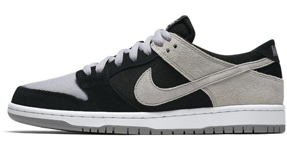 920387f1b7c3 Lyst - Nike Sb Dunk Low Pro Men s Skateboarding Shoe in White for Men
