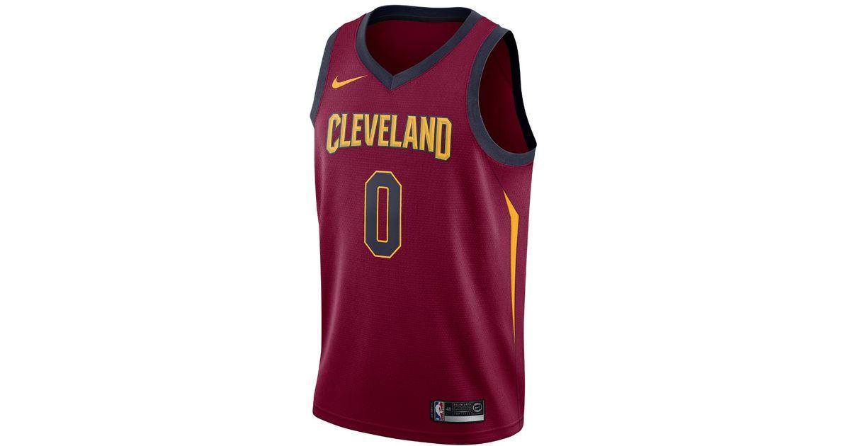 315a4be8f ... kevin love swingman jersey Lyst - Nike Kevin Love Icon Edition Swingman  Jersey (cleveland .