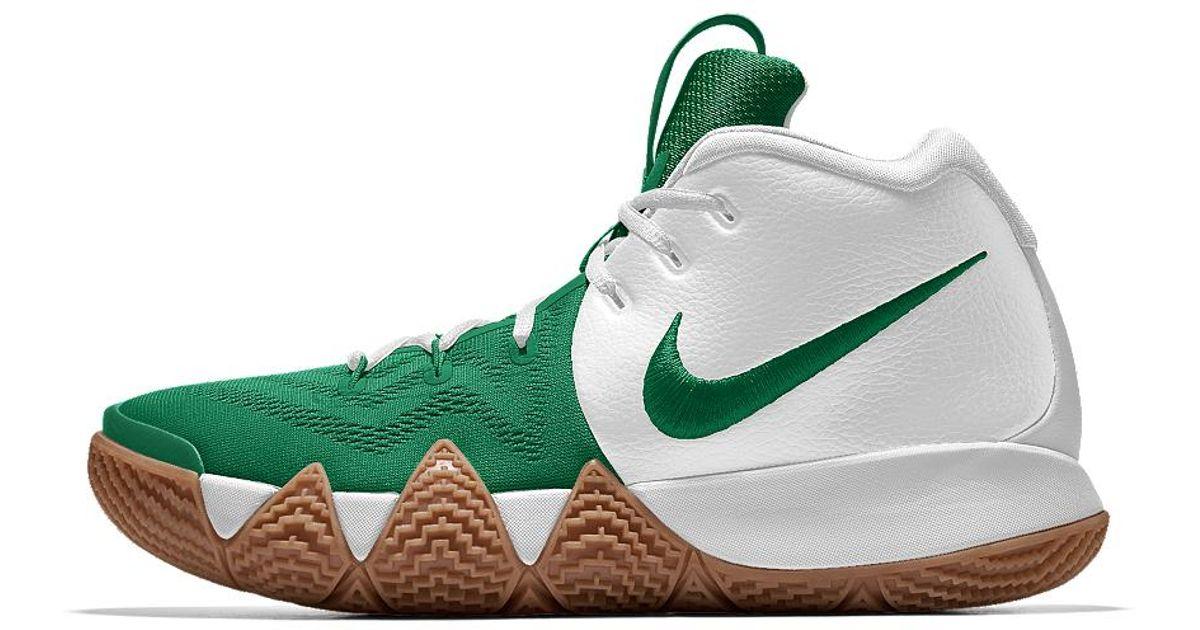 d15747ca07ed Lyst - Nike Kyrie 4 Id Men s Basketball Shoe in Green for Men