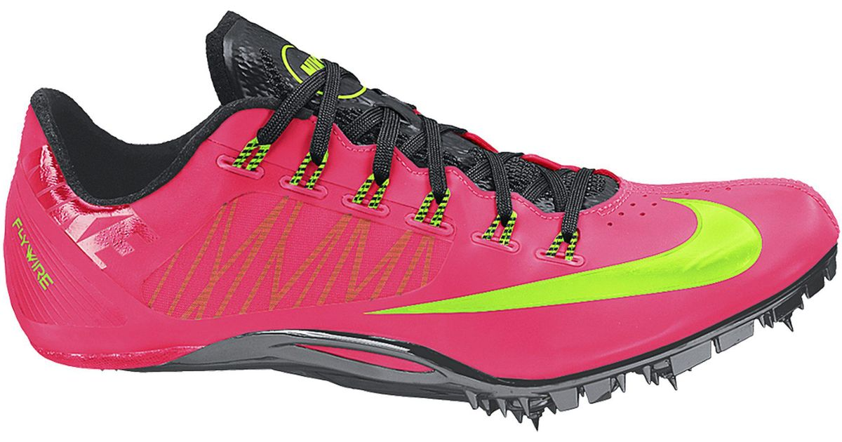 premium selection 38f27 b9ee8 Nike Zoom Superfly R4 Unisex Sprint Spike in Pink - Lyst