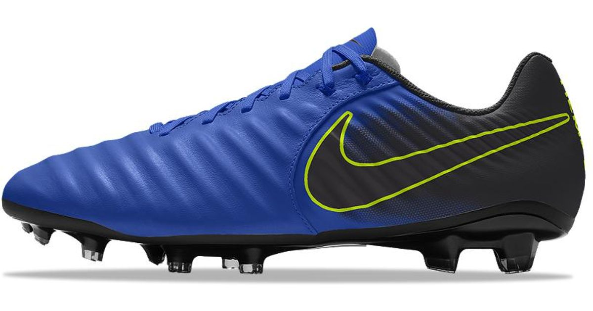 Lyst - Nike Tiempo Legend 7 Academy Fg Id Firm-ground Soccer Cleats in Blue  for Men bcdef3b96