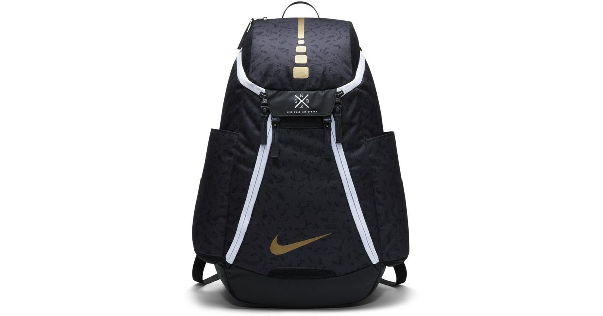 fddee242576c2f Lyst - Nike Hoops Elite Max Air Team 2.0 Graphic Basketball Backpack  (black) in Black for Men
